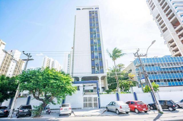 Apartamento para aluguel, 3 quartos, 2 vagas, Papicu - Fortaleza/CE - Foto 17