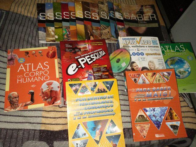 Quites de livros para concurso vestibulares e Enem   - Foto 2