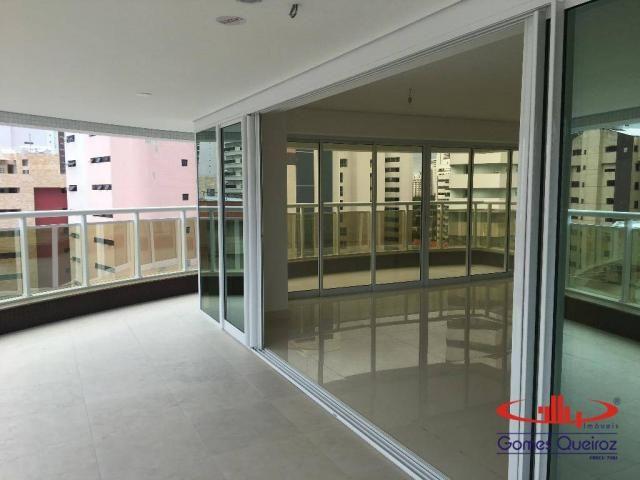 Apartamento residencial à venda, Meireles, Fortaleza. - Foto 4
