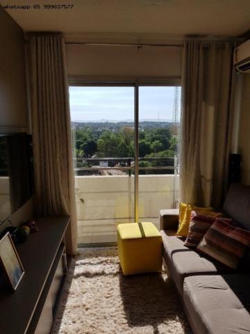 Apartamento para Venda em Cuiabá, Boa Esperança, 3 dormitórios, 1 suíte, 2 banheiros, 2 va - Foto 2