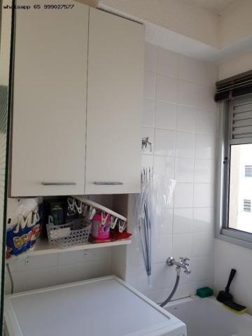Apartamento para Venda em Cuiabá, Boa Esperança, 3 dormitórios, 1 suíte, 2 banheiros, 2 va - Foto 11