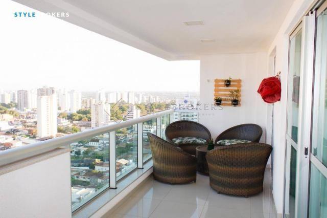 Apartamento com 3 dormitórios à venda, 194 m² por R$ 1.650.000,00 - Duque de Caxias II - C - Foto 12