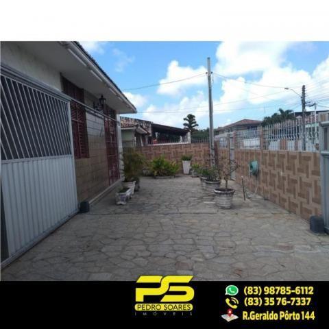 (EXCELENTE) Casa c/ 4 qts, 1 st, DCE, à venda, 420 m² por R$ 650.000 - Cristo Redentor