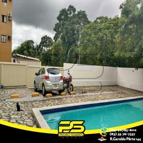 Apartamento com 3 dormitórios para alugar, 80 m² por R$ 1.100,00/mês - Jardim Cidade Unive - Foto 7