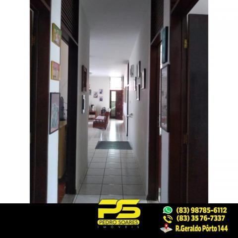 (EXCELENTE) Casa c/ 4 qts, 1 st, DCE, à venda, 420 m² por R$ 650.000 - Cristo Redentor - Foto 10