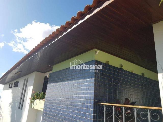 Casa com 8 quartos à venda, 303 m² por R$ 1.200.000 - Heliópolis - Garanhuns/PE - Foto 13