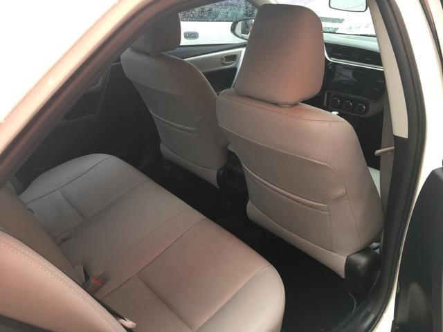 Corolla GLI UPPER 1.8 automático 2019 - Foto 12