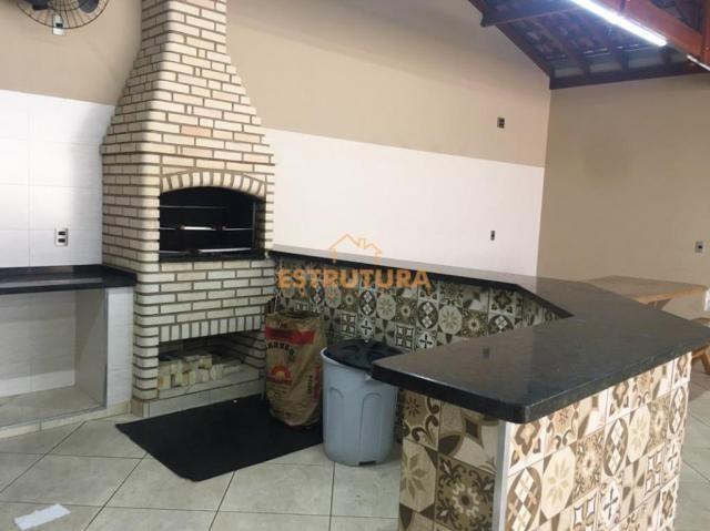 Chácara com 1 dormitório à venda, 240 m² por R$ 380.000,00 - Vila Nova - Rio Claro/SP - Foto 6