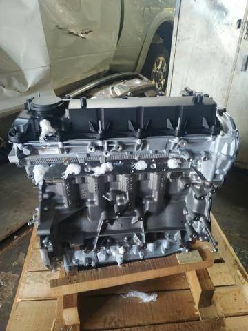 Motor parcial diesel Ford Ranger 3.2 novo - Foto 5