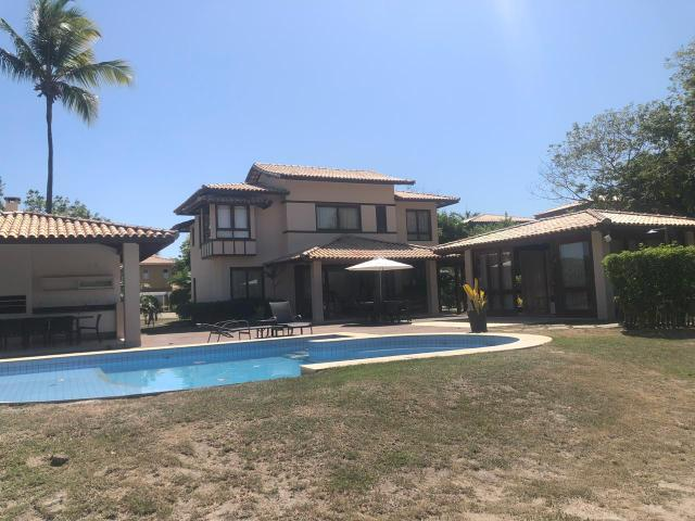 Casas em Quintas Sauípe Laguna mobiliada reformada pela ODEBRECHT - Foto 2