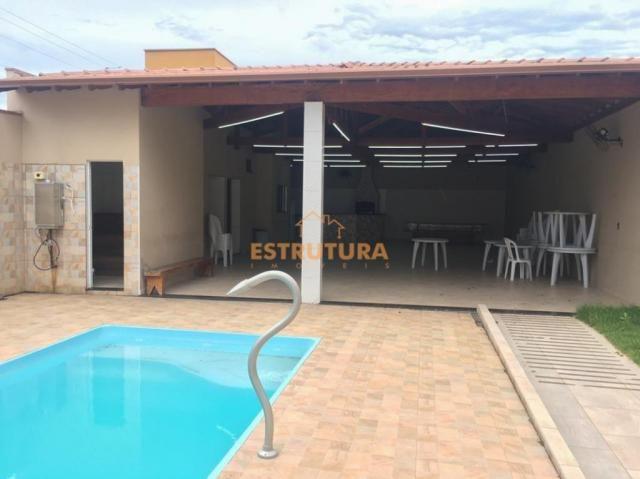 Chácara com 1 dormitório à venda, 240 m² por R$ 380.000,00 - Vila Nova - Rio Claro/SP