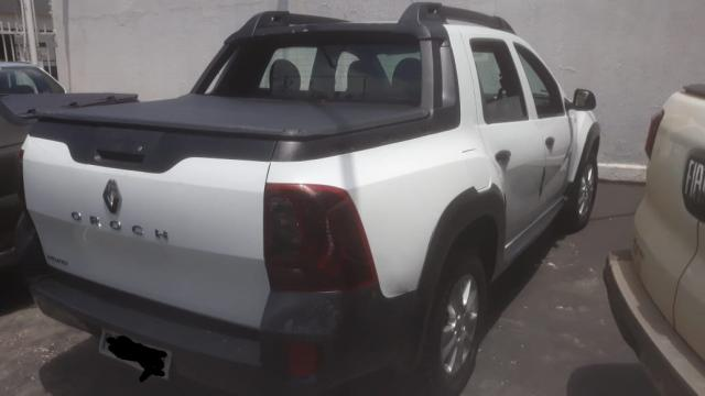 Renault Duster Oroch Expression 1.6 Branco - Foto 4