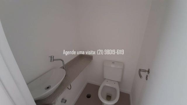 Cobertura linear em Botafogo, no You, Real Grandeza, 156m, 3 quartos, vista Cristo - Foto 7