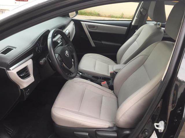 Corolla XEI 2.0 automático flex 2016/2017 - 42.000 km rodados - Foto 15