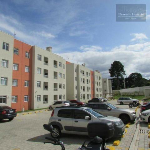 LF-AP1560 Excelente Apto com 2 dormitórios para alugar, 47 m² por R$ 700/mês - Curitiba/PR