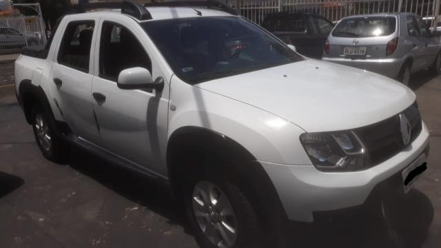Renault Duster Oroch Expression 1.6 Branco - Foto 2