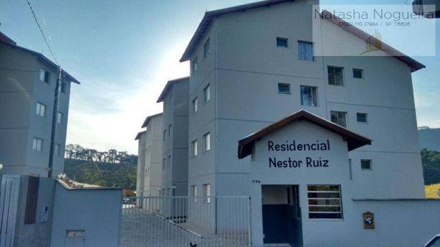 Apartamento no JD América em Monte Sião-MG