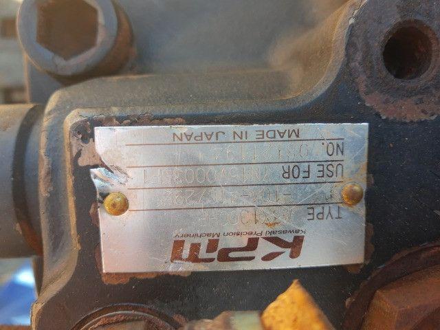 Motoredutor hidráulico Escavadeiras E215B / CX220B /n *