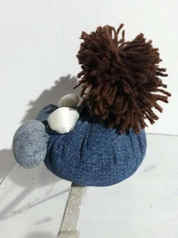 Bonecas artesanais - Foto 4