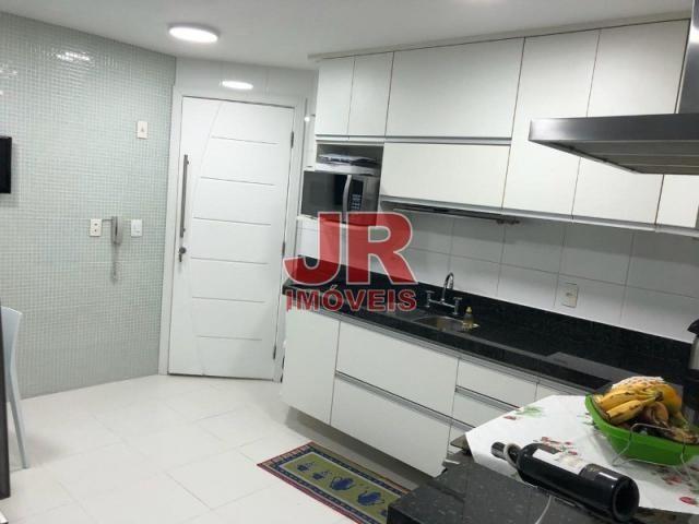 Excelente apartamento de alto padrão 4 suítes, decorado e mobiliado. Passagem-Cabo Frio-RJ - Foto 7