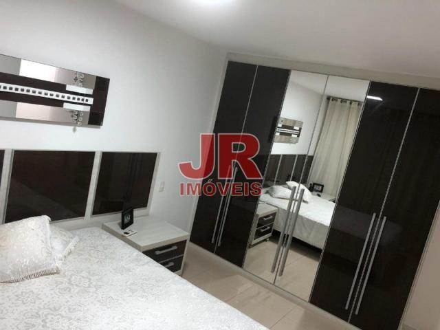 Excelente apartamento de alto padrão 4 suítes, decorado e mobiliado. Passagem-Cabo Frio-RJ - Foto 12