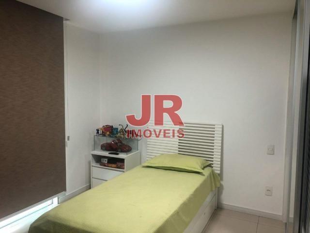 Excelente apartamento de alto padrão 4 suítes, decorado e mobiliado. Passagem-Cabo Frio-RJ - Foto 17