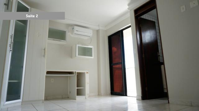 Cobertura 400m2 Duplex no Cabo Branco - João Pessoa - Foto 6
