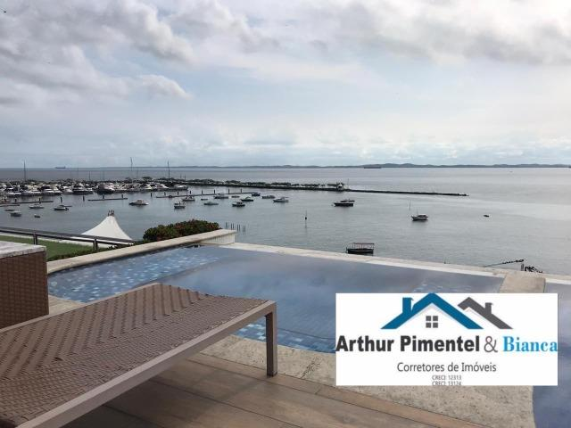 2 Suítes Porto Trapiche Alto Luxo dentro do Mar - Foto 7