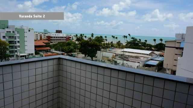 Cobertura 400m2 Duplex no Cabo Branco - João Pessoa - Foto 5