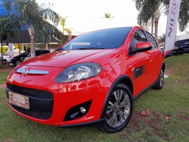 Fiat Palio Sporting Dualogic 1.6 Flex 16v 5p