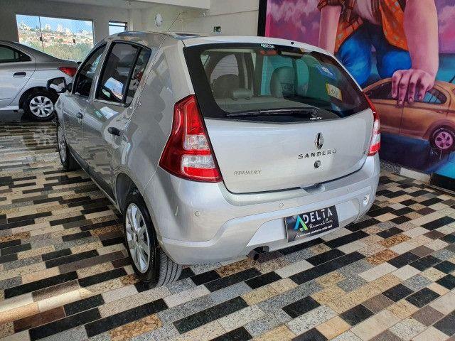 Renault Sandero Expression 1.6 - 2012 - Completo - Foto 2