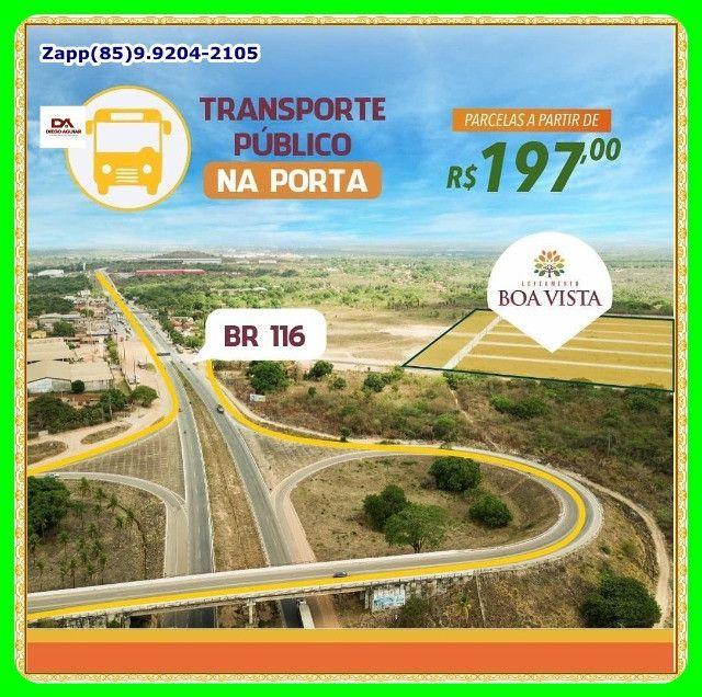 Loteamento em Itaitinga- Faça uma visita!#@! - Foto 18