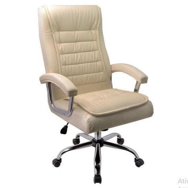 Cadeira presidente luxo mega promoção