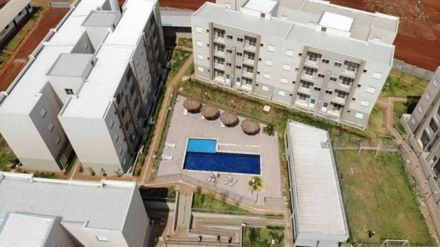 Quali Residencial - Apartamento de 2 quartos em Bonfim Paulista - Ribeirão Preto, SP - Foto 3