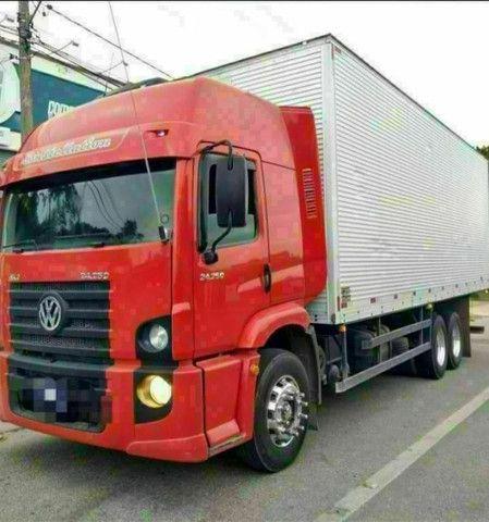 Caminhão Volkswagen baú - Foto 2
