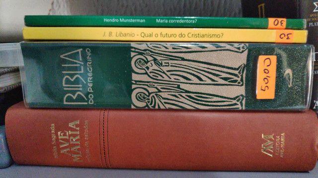 Livros católicos - diversos - Biblias - Foto 5