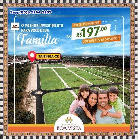 Loteamento Boa Vista em Itaitinga @#@. - Foto 18
