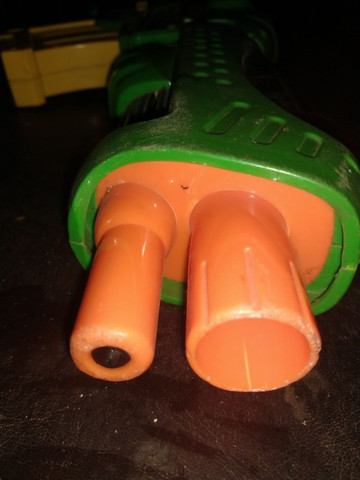 Nerf lançador de Água e Dardos - Foto 4