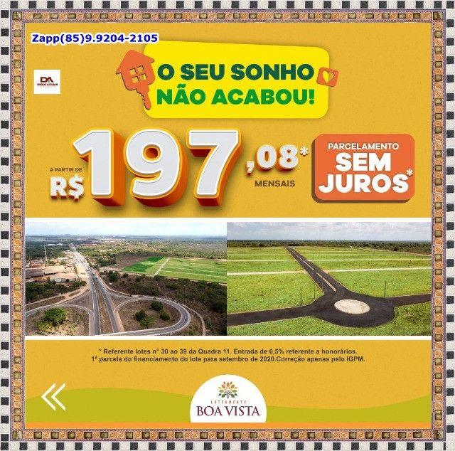 Loteamento Boa Vista em Itaitinga @#@. - Foto 14