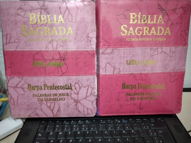 Biblia sagrada letra jumbo