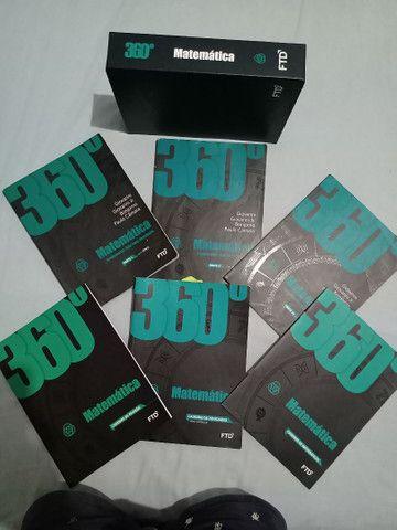 Livro 360 FTD Matemática