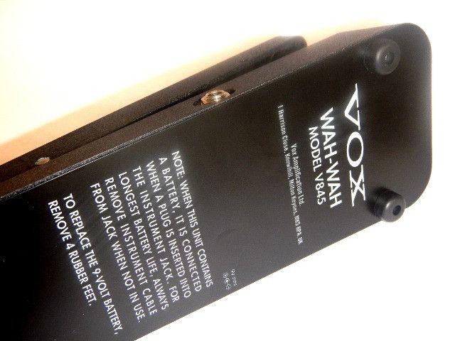 Pedal Vox Wha Wha V845 \Seminovo. Umuarama - Foto 3