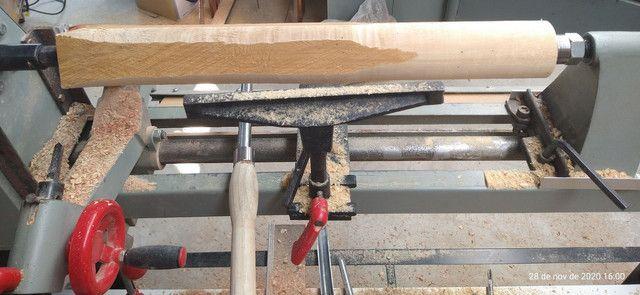 Serviço de torno madeira - Foto 2