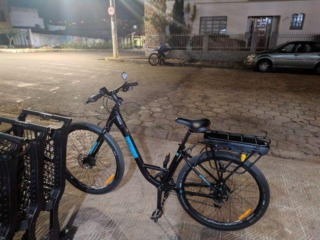 Bicicleta elétrica Caloi - Foto 2