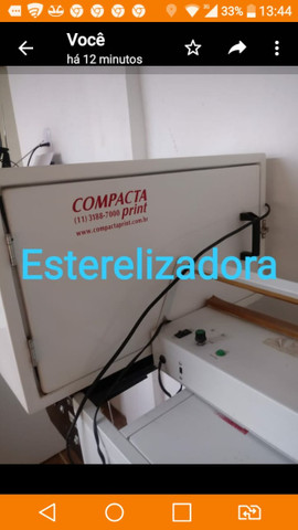 Kit completo de Maquina para fabricaçao de fradas. zap * - Foto 3