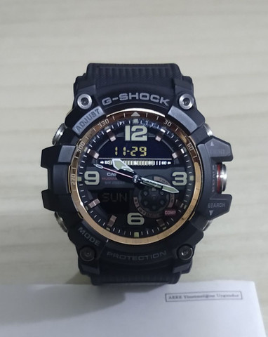 Relógio G-Shock Casio Mudmaster GG-1000