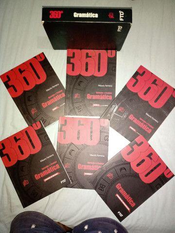Livro 360 FTD Gramática