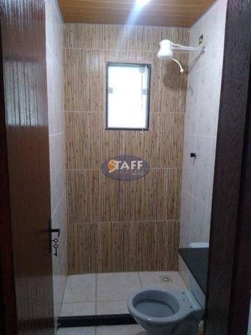 K- Casa Pronta com 2 quartos na rua do DPO em Unamar - Cabo Frio!  - Foto 12