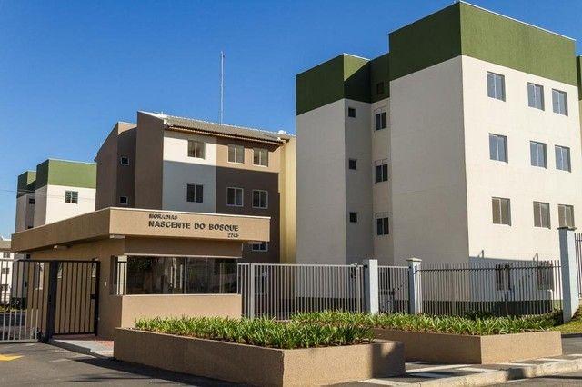 Apartamento em Santa Cândida, Curitiba/PR de 58m² 3 quartos à venda por R$ 209.600,00 - Foto 2