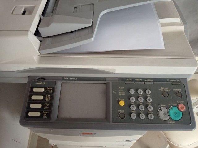 Impressora multifuncional OKI MC860 - Foto 2